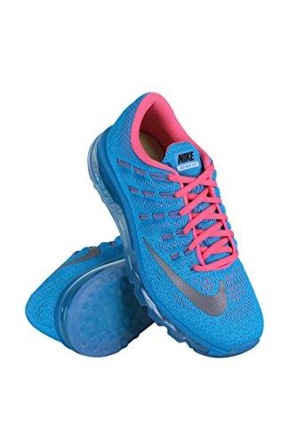 Nike Air Max 2016 (GS), Zapatillas de Running Para Niñas Azul