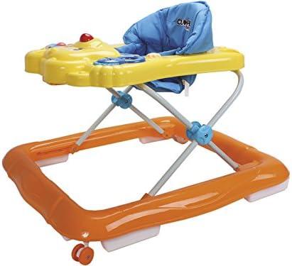 CUORE BABY Andador Naranja Actividades Osito: Amazon.es: Juguetes ...