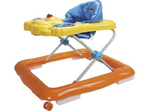 CUORE BABY Andador Naranja Actividades Osito