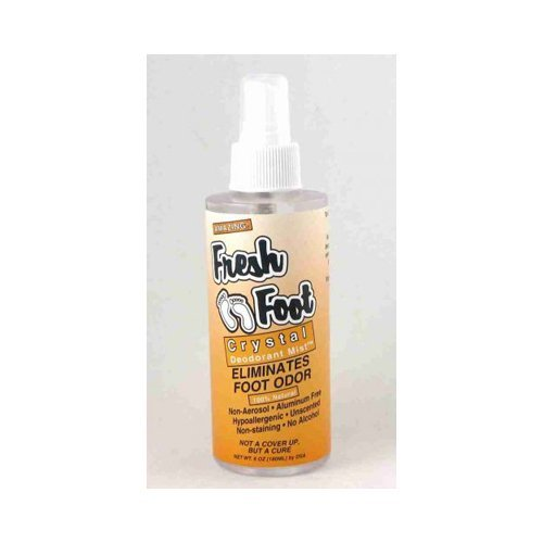 Wholesale Thai Deodorant Stone Fresh Foot Crystal Deodorant Mist - 6 fl oz, [Bathroom, Foot Care] by Thai Deodorant Stone