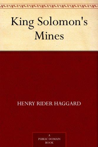 - King Solomon's Mines