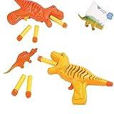 Dinosaur Airsoft Dart Gun (With Sticky Notes)