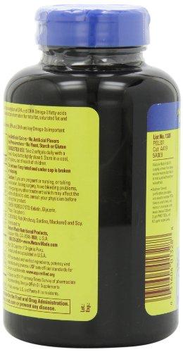 031604013288 - Nature Made Fish Oil Omega-3, 1200mg, 100 Softgels carousel main 5