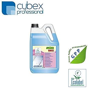 cubexprofessional Eco Verde Rinse abrillantador Lavavajillas ...