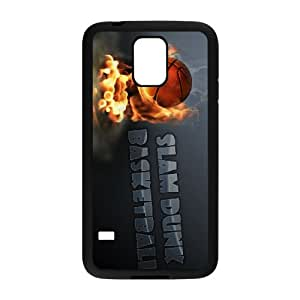 Slam Dunk Samsung Galaxy S5 Cell Phone Case Black Snotq