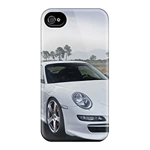 Waterdrop Snap-on Porsche Mansory White Cases For Case Iphone 6 4.7inch Cover