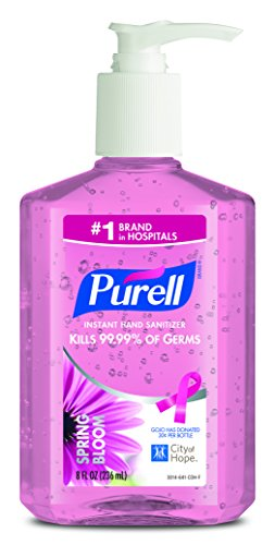 PURELL Spring Instant Sanitizer Bottle