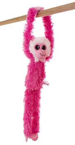 Aurora World - Hanging Monkey - Pink -