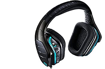 Logitech G633 Artemis Spectrum – Rgb 7.1 Dolby & Dst Headphone Surround Sound Gaming Headset – Pc, Ps4, Xbox One, Switch, & Mobile Compatible – Exceptional Audio Performance – Black 4