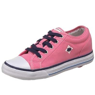 Heelys Chazz Roller Skate Shoe (Little Kid/Big Kid),Pink,4 M US Big Kid