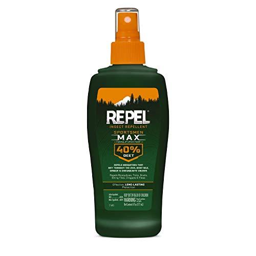 Repel Insect Repellent Sportsmen Max Formula Spray Pump 40% DEET, 2/6-Ounce by Repel (Image #2)