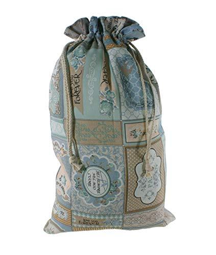 CAL FUSTER - Bolsa para el pan de tela estampada, Clásico ...