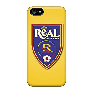 Protection Case For Iphone 5/5s / Case Cover For Iphone(real Salt Lake)