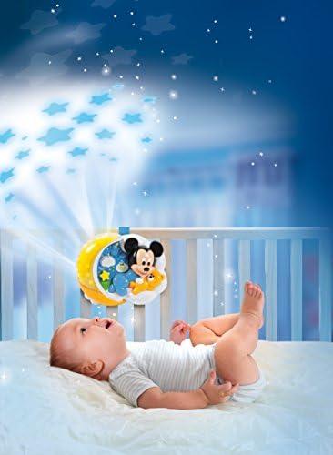 Clementoni – Proyector mágico de Estrellas Mickey Multicolor ...