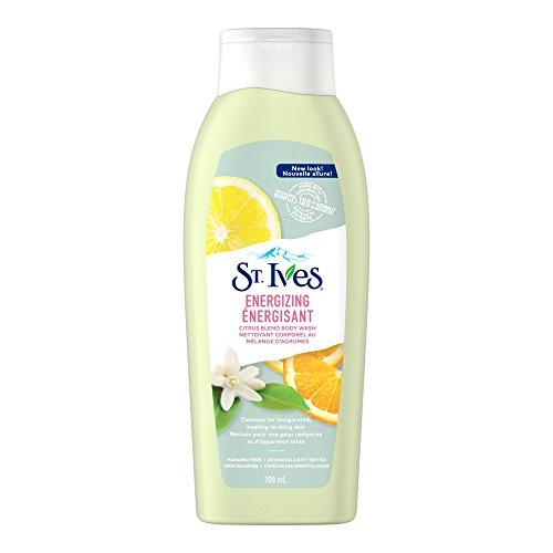 St. Ives Body Wash Energizing Citrus 709mL