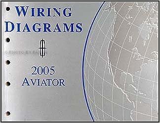2005 Lincoln Aviator Wiring Diagram Manual Original Lincoln Amazon Com Books
