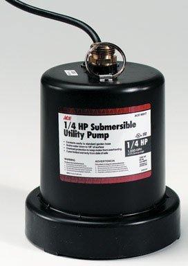 Utility Pump ACE Sump Pumps TSC250-APL 082901403173