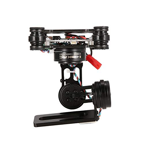 Wikiwand HAKRC 3-Axis Brushless PTZ Control Panel Gimbal for Drone Gopro3/4 Phantom by Wikiwand (Image #4)