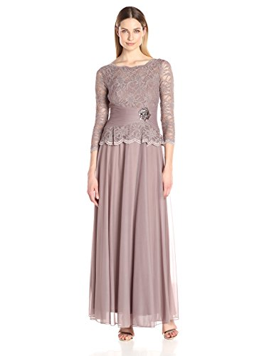 2 Piece Lace Dress - 5