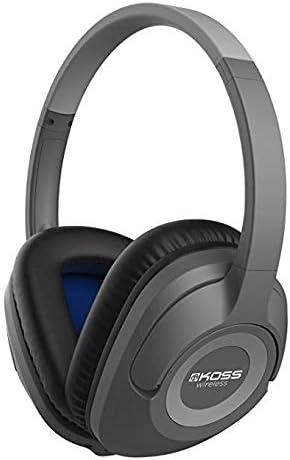 Koss Bt539ik Wireless Bluetooth Over Ear Headphones Amazon Co Uk Electronics