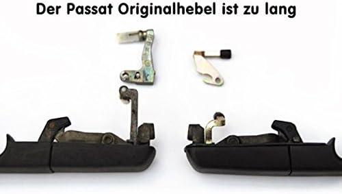 Passat Poign/ée de porte sans serrure sur le pour Corrado utiliser 2L 16 V G60 VR6 Kit de montage