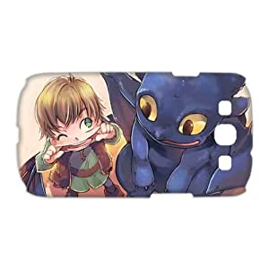 CTSLR Cartoon & Comic Series Protective Hard Case Cover for Samsung Galaxy S3 I9300 - 1 Pack - How to Train Your Dragon 9 by lolosakes