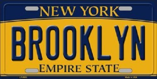 brooklyn-new-york-background-novelty-metal-novelty-license-plate