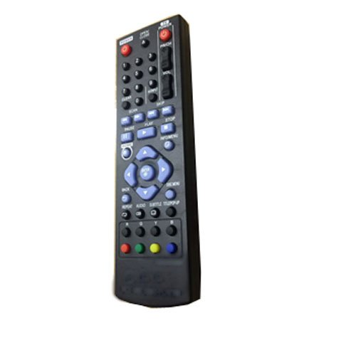 EASY Replacement Remote Control for LG BP130 BP240 BP135 BD DVD PLAYER by EREMOTE