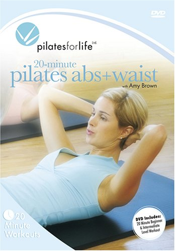 E1 ENTERTAINMENT 20-Minute Pilates Abs & Waist image