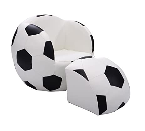 Superb Tv Chairs For Kids Soccer Ball Chair And Ottoman Set Sofa Armrest Couch  Children Living Room