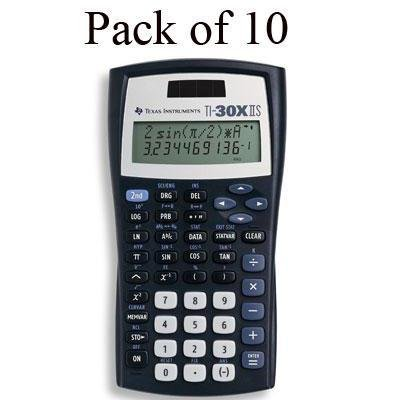 Texas Instruments Ti-30X Iis Scientific Calculator ''Product Category: Calculators/Scientific Calculators''
