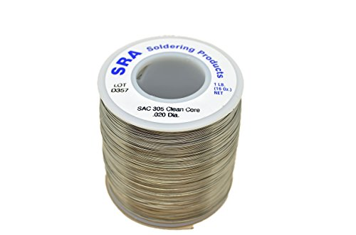 sra-soldering-products-wbncsac20-lead-free-no-clean-flux-core-silver-solder-sac305-020-inch-1-pound-