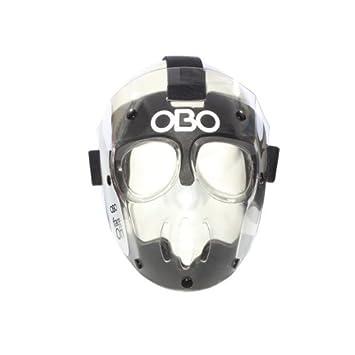 OBO cara a cara máscara de Hockey (claro, grande)