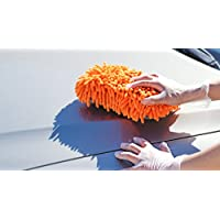 EDI Powder Free Vinyl Disposable Gloves - washing car