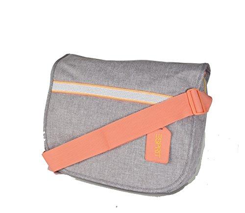 Esprit Courier Bag Anthrazit