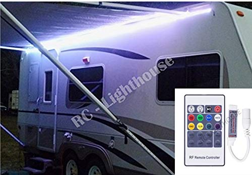 Camper Awning Patio Lights