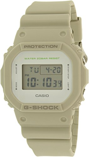 G Shock DW 5600M Military Color White