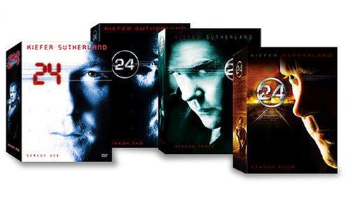 Amazon com: 24: Seasons 1-4: Kiefer Sutherland, Mary Lynn