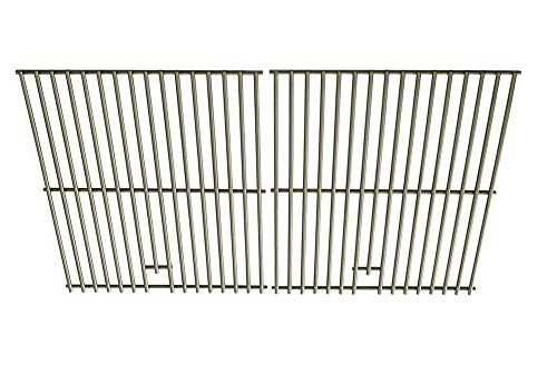 Stainless Steel Replacement Cooking Grid for Select North American Outdoors Bass Pro Shops XH1510, XH1510, Kenmore XH1510 and XPS DXH-8501, XH1510 Gas Grill Models, Set of - Grill Stainless Steel Pro Bass