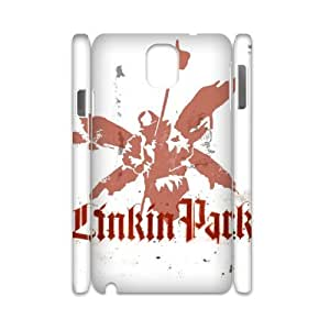 WJHSSB Diy case Linkin Park customized Hard Plastic case For samsung galaxy note 3 N9000