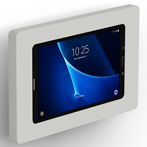 Samsung Galaxy Tab A 10.1 LGrey Enclosure w Tilting VESA Wal