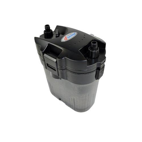 [Finnex PX-360 Compact Canister Aquarium Filter] (Rapids Mini Canister Filter)
