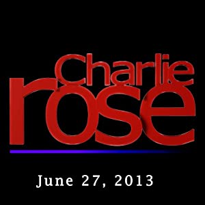 Charlie Rose: Alan Rusbridger, Janine Gibson, David Hanson, and Dmitry Itskov, June 27, 2013 Radio/TV Program