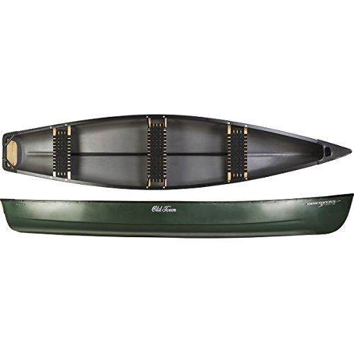 Old Town Canoes & Kayaks Discovery Sport 15 Square Stern Recreational Canoe, (Recreational Canoe)