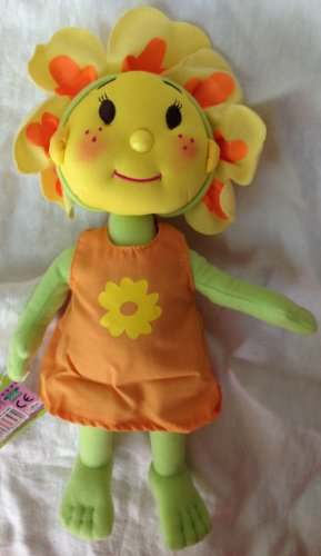 "Fifi and the Flowertots 12"" Plush Primrose Doll Toy"