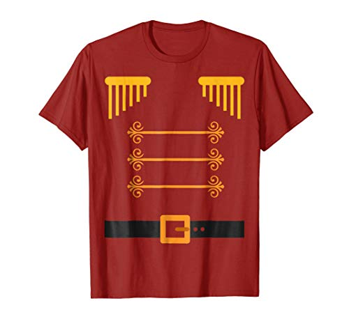 (Nutcracker Soldier Costume T-Shirt)