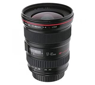 Canon EF 17-40mm f/4L USM Ultra Wide Angle Zoom Lens for Canon SLR Cameras (B00009R6WO) | Amazon price tracker / tracking, Amazon price history charts, Amazon price watches, Amazon price drop alerts