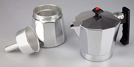MAGEFESA Colombia – La cafetera MAGEFESA Colombia está Fabricada en Aluminio Extra Grueso. Pomo y Mangos ergonómicos de bakelita Toque Frio. ...