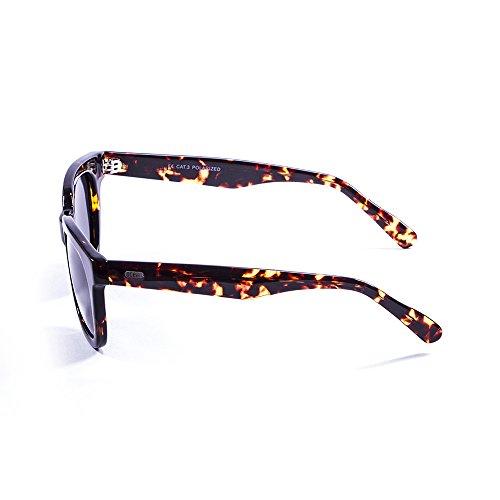 Ocean Sunglasses San Clemente Lunettes de soleil Demy Brown/Smoke Lens T4tHO