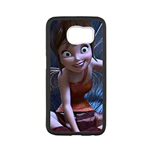 Samsung Galaxy S6 Cell Phone Case White Tinkerbell and the Legend of the Neverbeast0 Phone Case Cover Custom Plastic CZOIEQWMXN15806